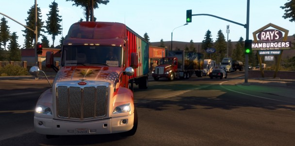 American Truck Simulator Screens for Friday-1
