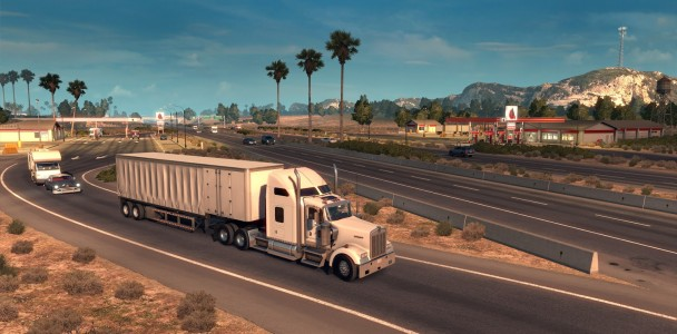 American Truck Simulator Screens for Friday-5