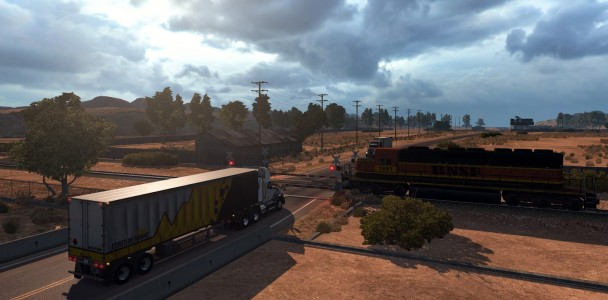 American Truck Simulator Screens for Friday-6