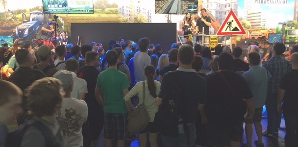 American Truck Simulator on Gamescom 2015-3