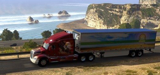 American Truck Simulator reveal at E3
