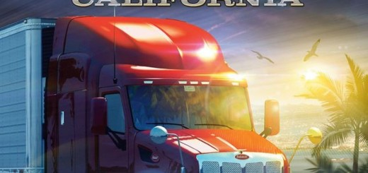 An official American Truck Simulator Cover-1