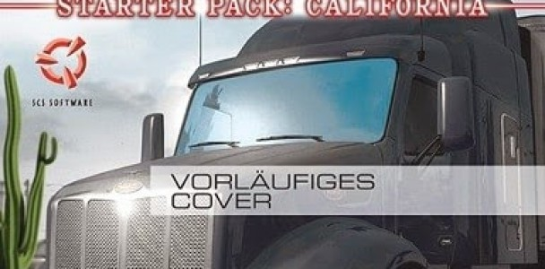 An official American Truck Simulator Cover-2