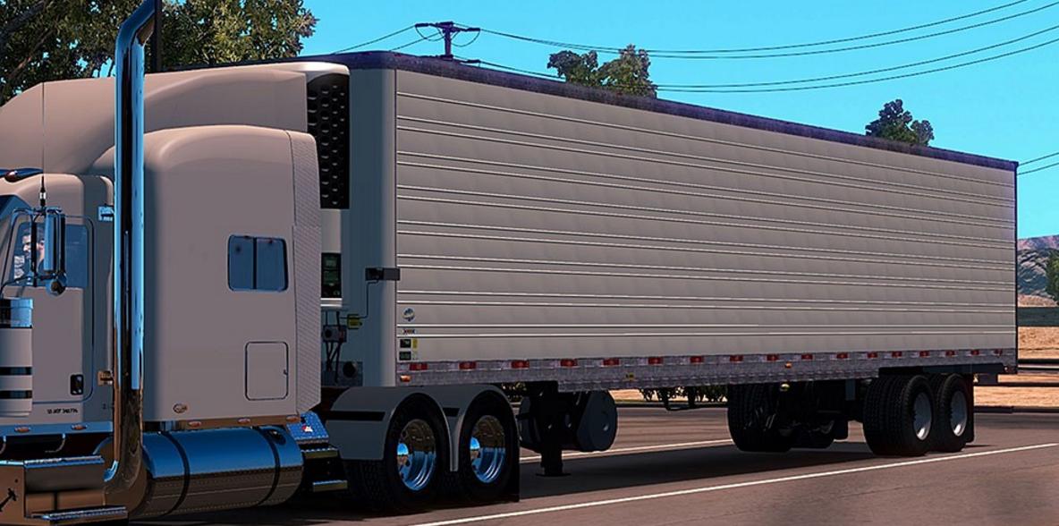 Reefer trailer