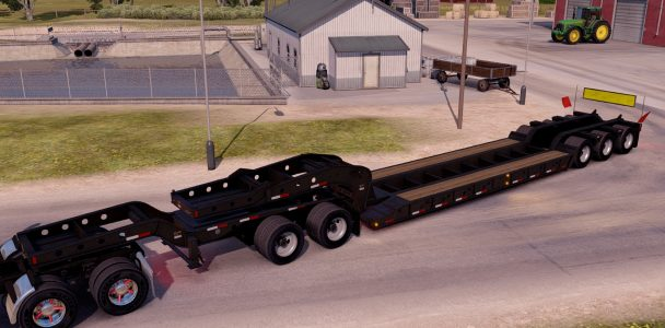 Image Result For Empty Oversized Trailer Magnitude L For Ats