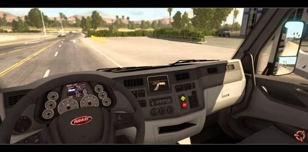 ATS peterbilt truck