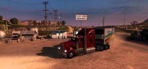 Inspiring American Truck Simulator Gameplay video!