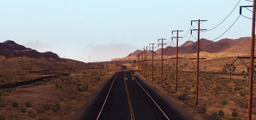 More images from the American Truck Simulator and VIDEO-1