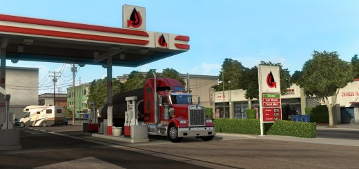 Riding the American Dream with ATS-2