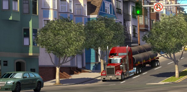 Riding the American Dream with ATS-3