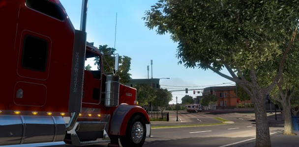 Riding the American Dream with ATS-4