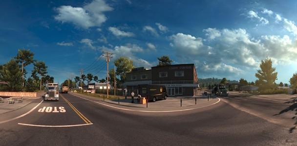 American Truck Simulator -  Many Projects, One Goal (2)