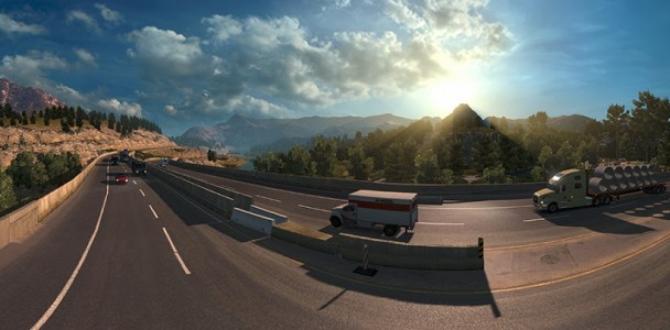 American Truck Simulator -  Many Projects, One Goal (4)