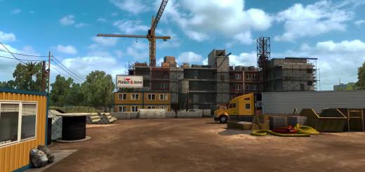 Soundscape of American Truck Simulator